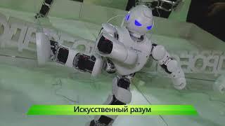 Выставка роботов. 25.10.2017. ИК ''Город''