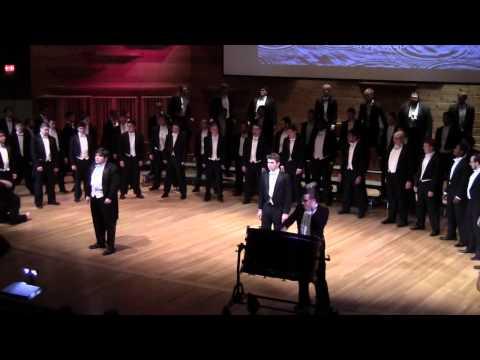 Veljo Tormis Pikse Litaanie  2015 Rutgers University Glee Club Patrick Gardner conductor