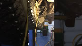 Прокачка тормозов аппаратно на хонда аккорд 7