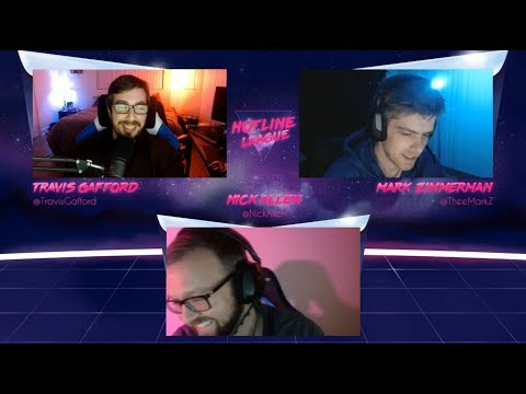 New LCS rosters, Nick Allen guest stars, IMT Noah calls in  Hotline League 4