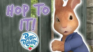 Peter Rabbit - Hop to it! | Back to the Burrow