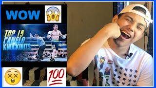Top 15 Greatest Canelo Alvarez Knockouts Reaction (Must Watch!)