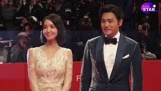 장동건・윤아, 'CF의 한장면 연출하는 비주얼커플'(BIFF 레드카펫, Yoona, Jangdonggun)