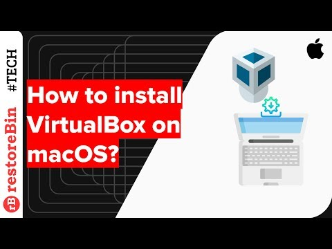 How to Download and Install VirtualBox on macOS?