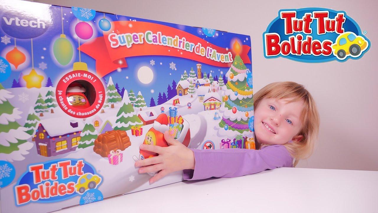 jouet tut tut bolides vtech calendrier de l 39 avent studio bubble tea unboxing youtube. Black Bedroom Furniture Sets. Home Design Ideas