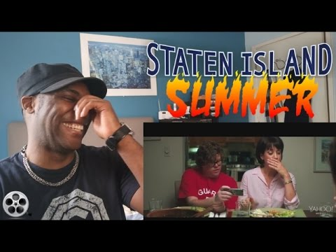 Staten Island Summer Trailer - REACTION!
