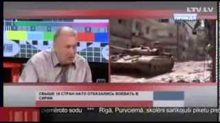 НАТО возмущено «Латвийским пуделем» Жириновского