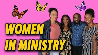 Jesse Quizzes Panel: Should Women Be Pastors & Ministers? (#135)
