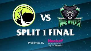 Don't miss the OPL Split 1 Grand Final!