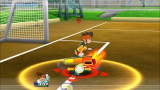 Inazuma Eleven Strikers ITA - Mia squadra Vs Raimon (1° Tempo) [Dolphin Emulator - CHEATS] FullHD