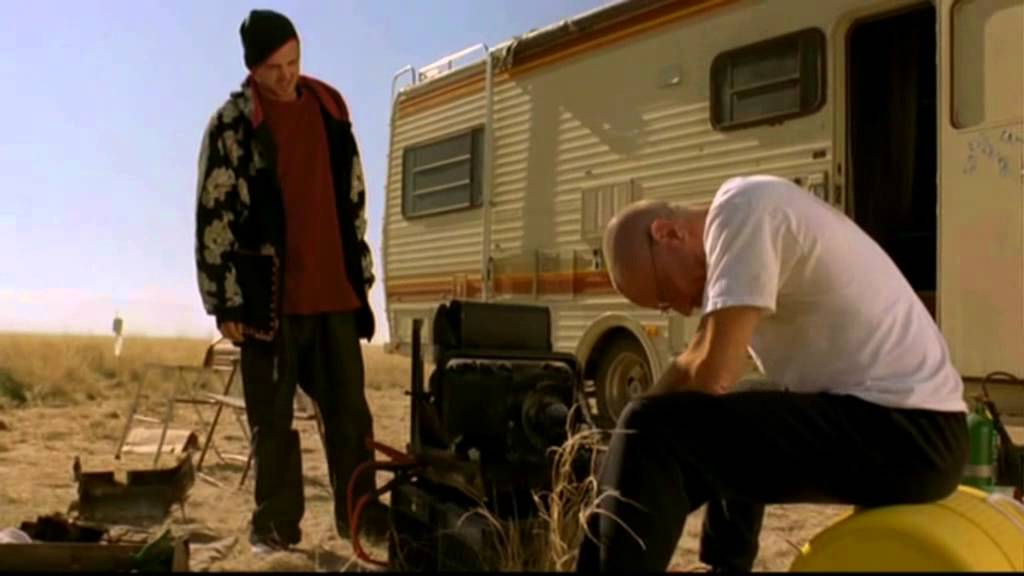 Breaking Bad - 4 Days Out (Season 2 Episode 9) - RECAP - YouTube