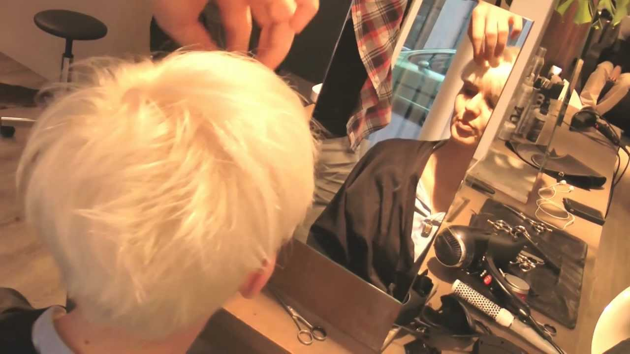 Glossybox Relooking Blond Polaire Ft Chloe Made In Yes By