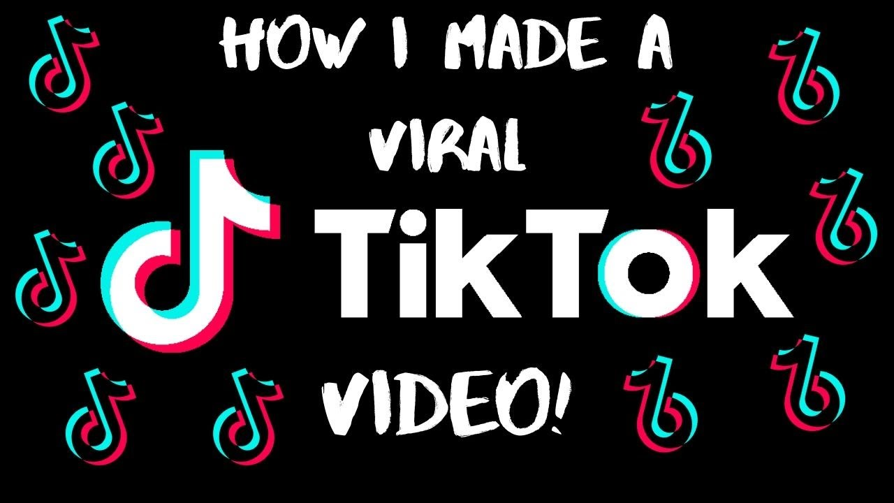 How I made my VIRAL TikTok video!!!