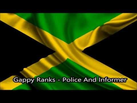 Gappy Ranks - Police And Informer