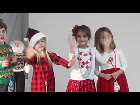 Hilltop Christian Preschool and Day Camp Christmas Program
