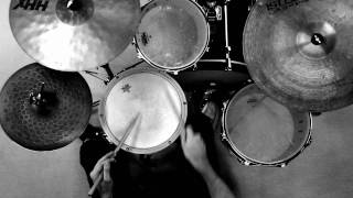 drum solo ideas on the jazz kit