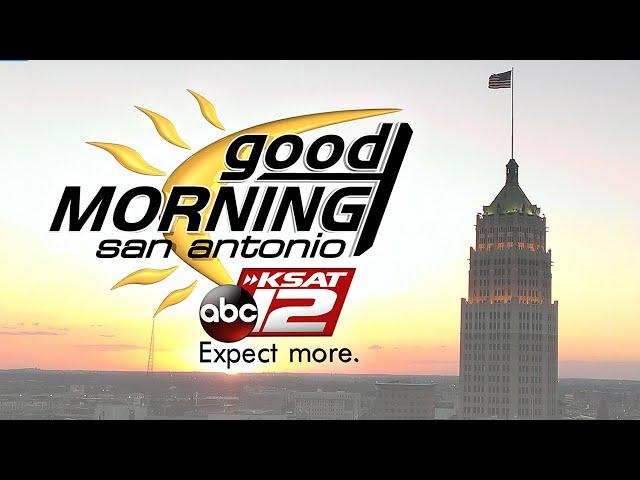 Good Morning San Antonio : Jul 06, 2021