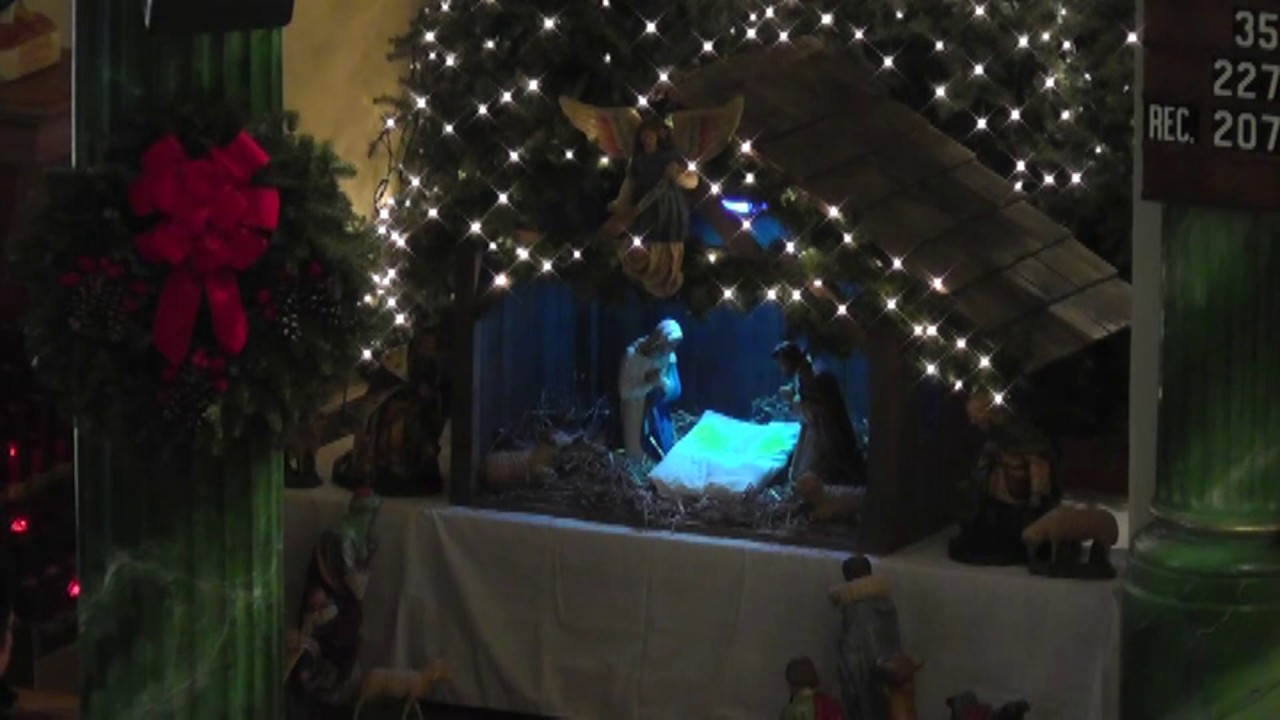 St. Patrick's Christmas Eve Mass  12-24-11