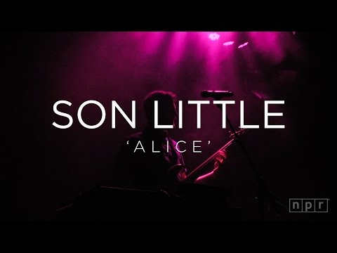 Son Little: 'Alice' CMJ 2015 | NPR MUSIC FRONT ROW