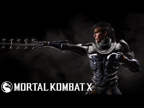 Mortal Kombat X - Takeda (Shirai Ryu) - Klassic Tower (Very Hard) No Matches Lost