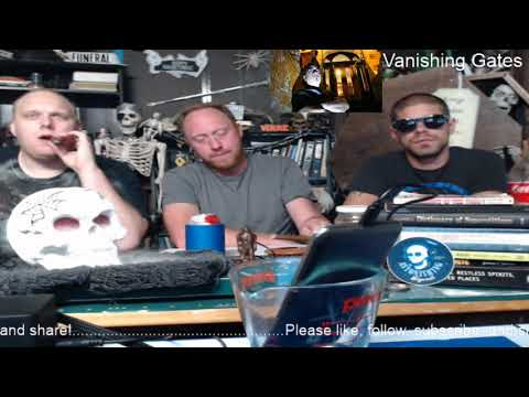 Vanishing Gates ep: 38: Paranormal investogators New Zealand with John Sturmey