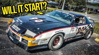Rebuilding An Abandoned, Championship-Winning Race Car In 48 Hours
