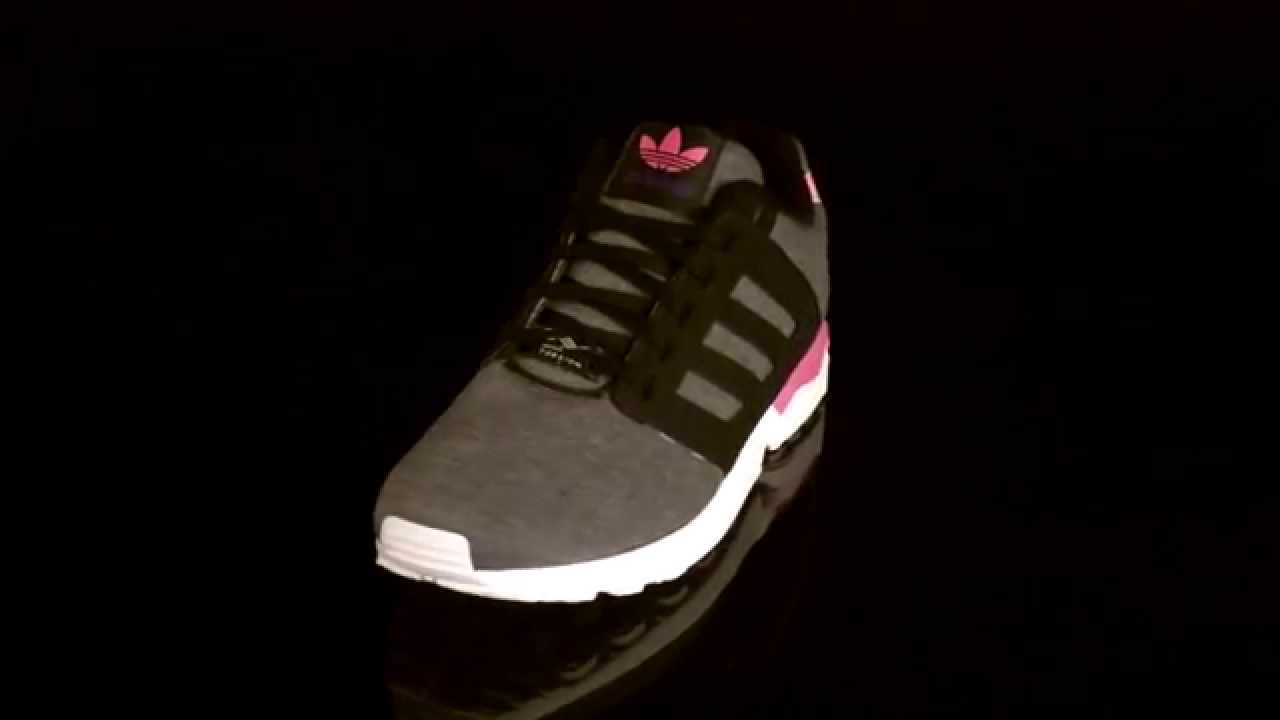 newest 624b3 d64e7 zx flux 2.0 Pink