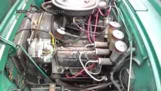 Робота двигателя заз-луаз-мемз969А