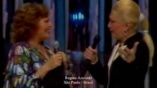 1 -  Amalia Rodrigues & Hebe Camargo - Havemos de Ir a Viana