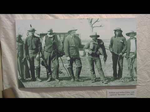 Fort  Sill National Historic Landmark & Museum