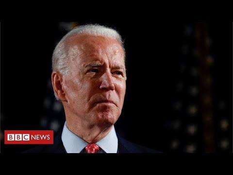 Biden demands justice for black jogger's killing