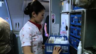 "Cathay Pacific ""A Day in The Life of a Flight Attendant"""