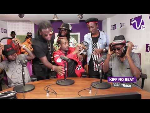 le groupe KiFF No Beat sur Vibe Radio Côte d'Ivoire