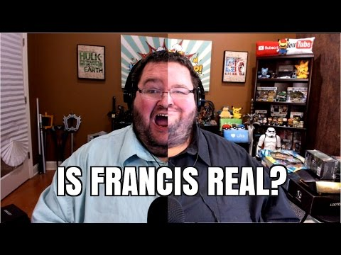 Thumbnail: IS FRANCIS REAL? The truth about francis RAGES and boogie2988!