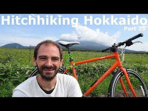 Eric Hitchhikes to Hokkaido | Part 25 of ? - Exploring Rishiri Island! | Summer 2016