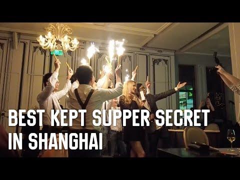 VLOG#10 Shanghai's best kept dining secret! So close to winning an iPhone!
