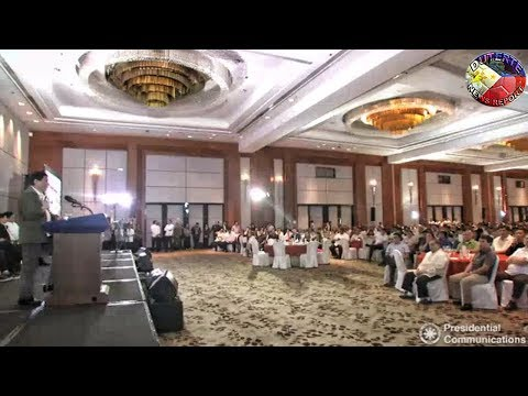 DUTERTE LATEST VIDEO FEB. 13, 2018 | DUTERTE PRESIDES OVER A MEETING WITH THE LOCAL CHIEF EXECUTIVES