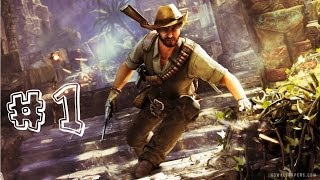 Deadfall Adventures 2013 PC Gameplay Part 1 [HD]