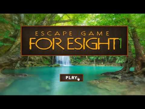 Escape Game Foresight 1 WalkThrough - FirstEscapeGames