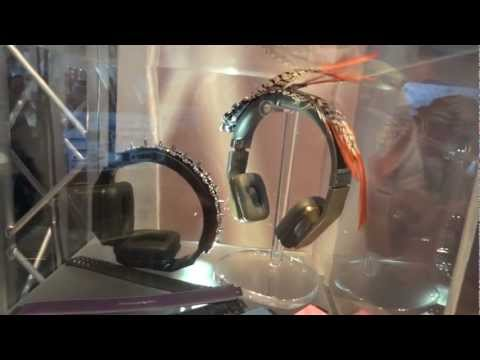 New Monster Headphones CES 2012
