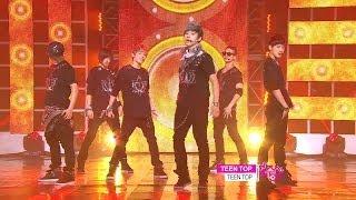 ... teen top # 016 : - (intro). comeback stage, music core l...
