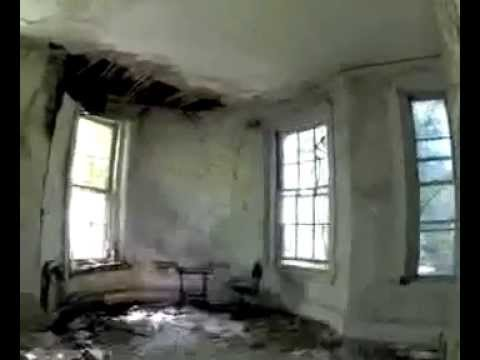 Abandoned State Developmental Center