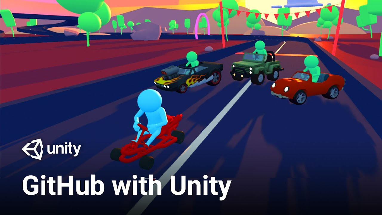How to use Git with Unity! (Tutorial)