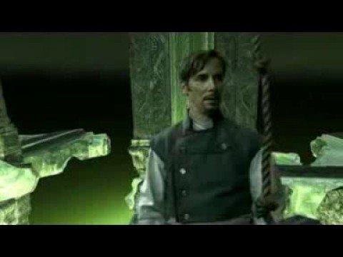 Vidéo Myst IV : Révélation — rôle de Sirrus