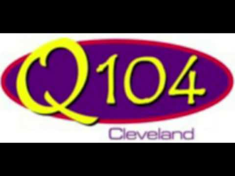 Rick Allen Q104 WQAL Cleveland Ohio Radio Aircheck 1999