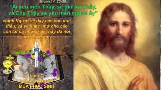 """(CN 6PS C) """"Ai yêu mến Thầy, sẽ giữ lời Thầy, và Cha Thầy sẽ yêu mến người ấy"""""""