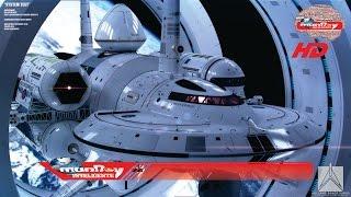 La NASA construye la IXS Enterprise con velocidad