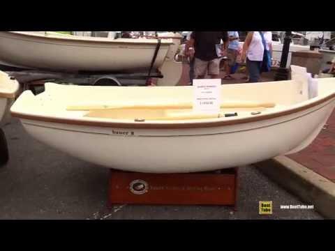 2016 Bauteck Marine Bauer 8 Boat - Walkaround - 2015 Annapolis Sail Boat Show