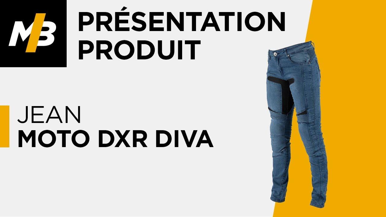 OBER Jeans Coupe Slim avec Fibre Lycra Femme