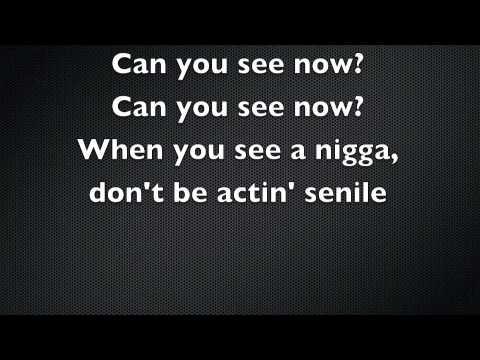 Senile Lyrics